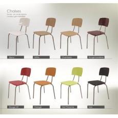 Chaises PVC