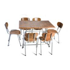 TABLE RECTANGULAIRE werzalit 110*70